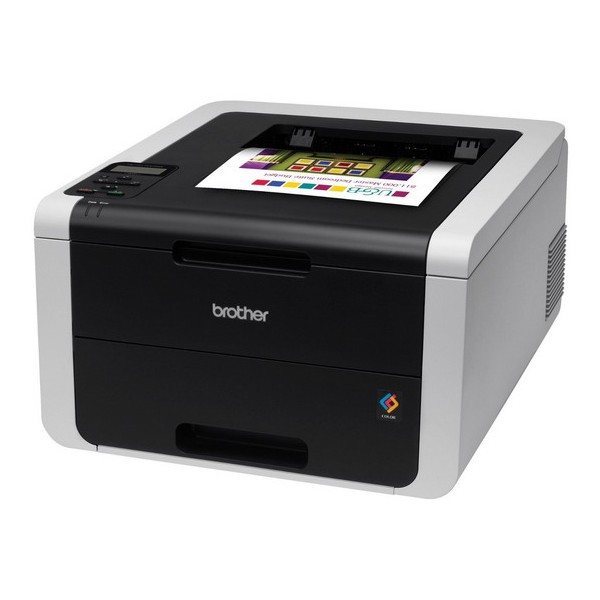 Brother HL3150CDN Colour Laser Printer iPrint/AirPrint